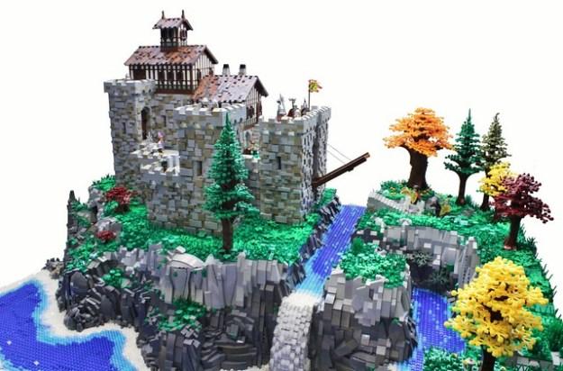 (CCC14) Clarendon Castle