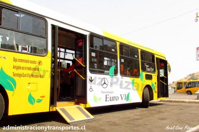 Transantiago   STP Santiago   Caio Mondego II - Mercedes Benz / FLXS31