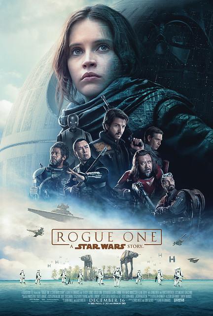 Rogue One: Una historia de Star Wars - Estreno de cine