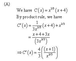 stewart-calculus-7e-solutions-Chapter-3.3-Applications-of-Differentiation-37E