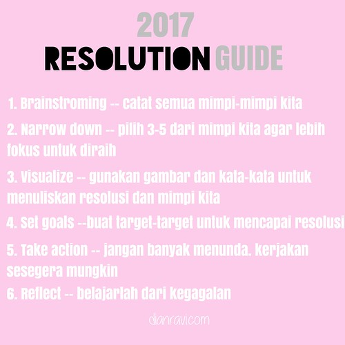 #resolusiku2017 - dianravi.com