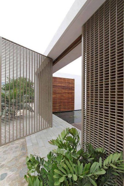 Stunning gate design ideas 11