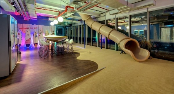 Google Offices in  Tel Aviv, Israel 8