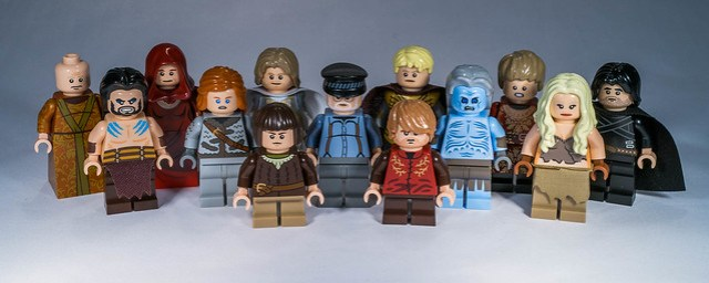 LEGO Game of Thrones Minifigures