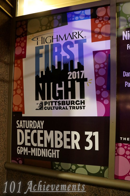 First Night 2017 Pittsburgh