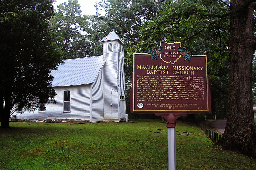 Macedonia Missionary Baptist Church  The present structure   Flickr