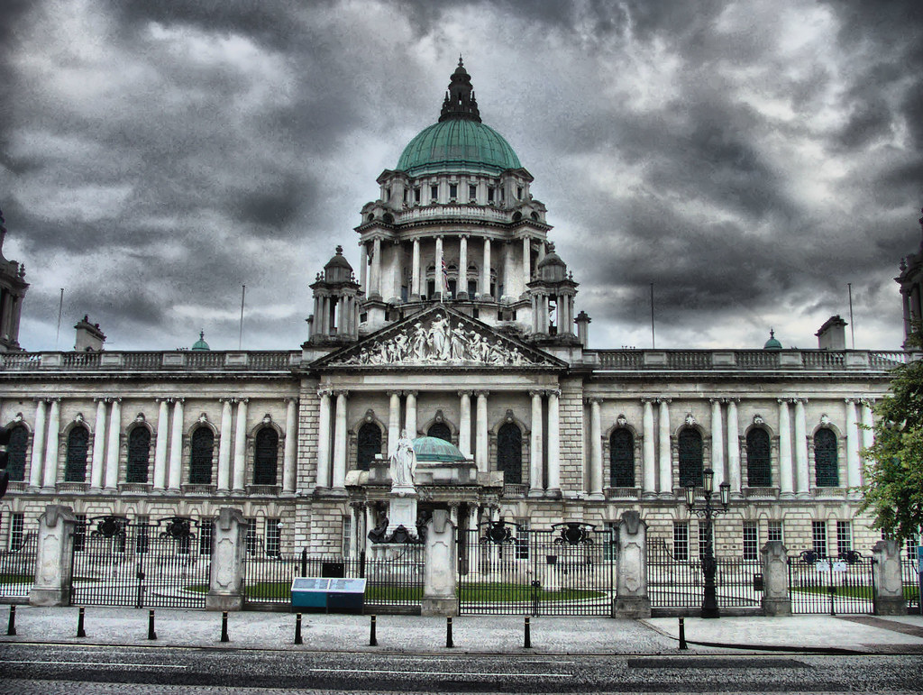Belfast City Hall  City Hall Belfast Designed by Alfred