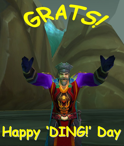 Happy Dingday A Birthday Card For The WoW Player In Your
