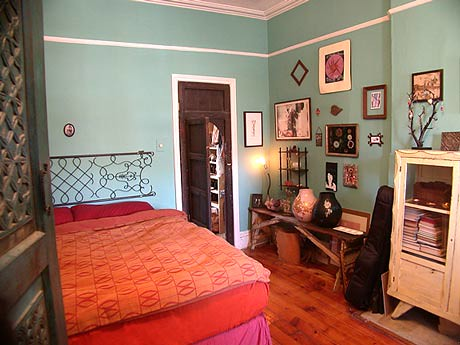 Quirky Bedroom As Seen On S 2nd