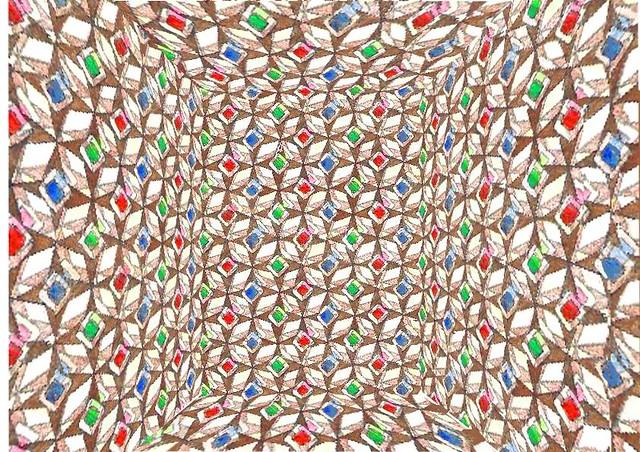 LSD Attempted Reconstruction Of Acid Patterns