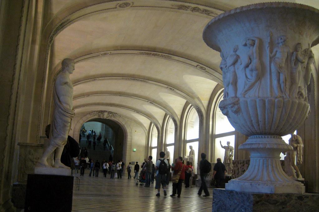 Paris  Muse du Louvre  Galerie Daru Salle B  Galerie D  Flickr