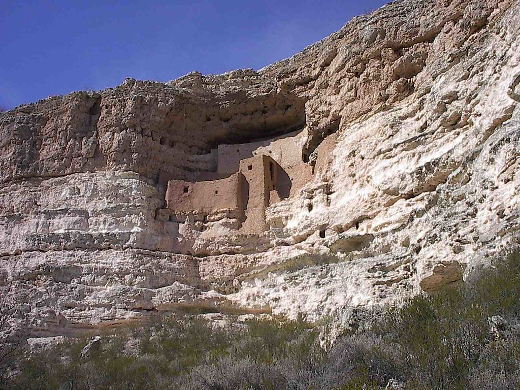 Cliff House  Native American cliff dwellings in Arizona