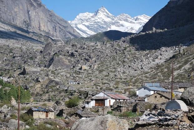Road Trip to Niti Pass, niti