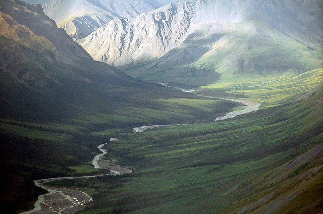 4k Wallpaper 3d National Geographic Gates Of The Arctic National Park Alaska Remote Valley