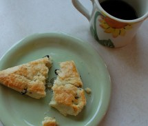 Blueberry Scones Absolute