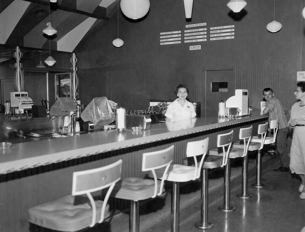 Cable Car Kitchen Knotts Berry Farm 1950s  There are no   Flickr