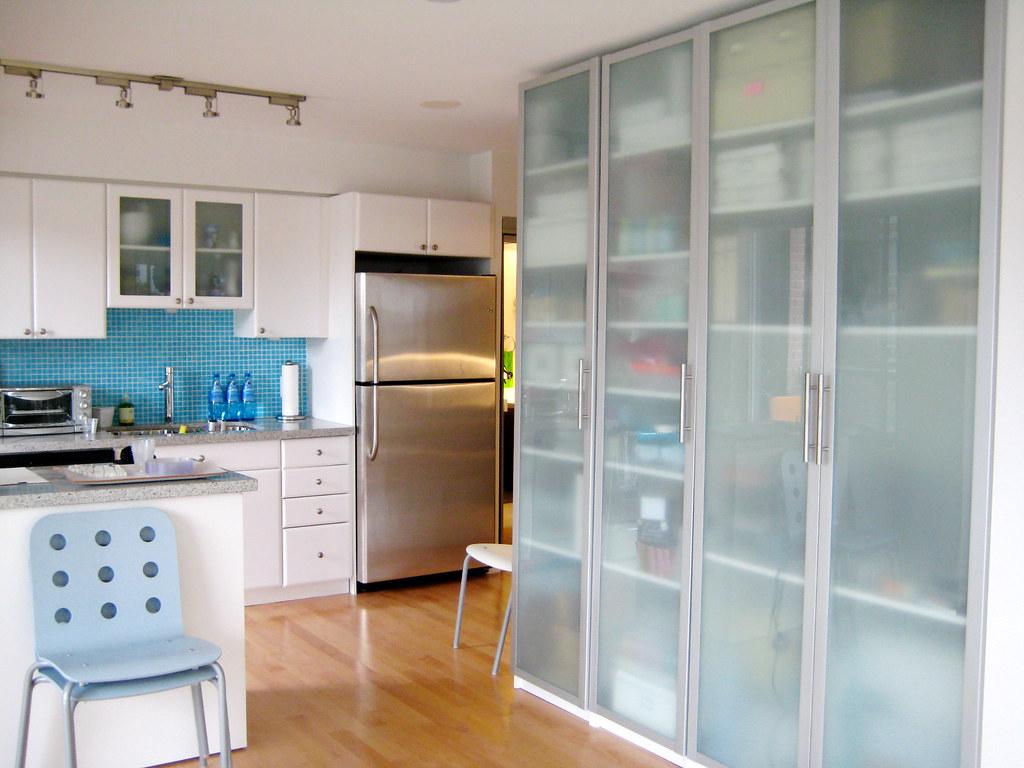 Pax wardrobe  kitchen  Jen B  Flickr