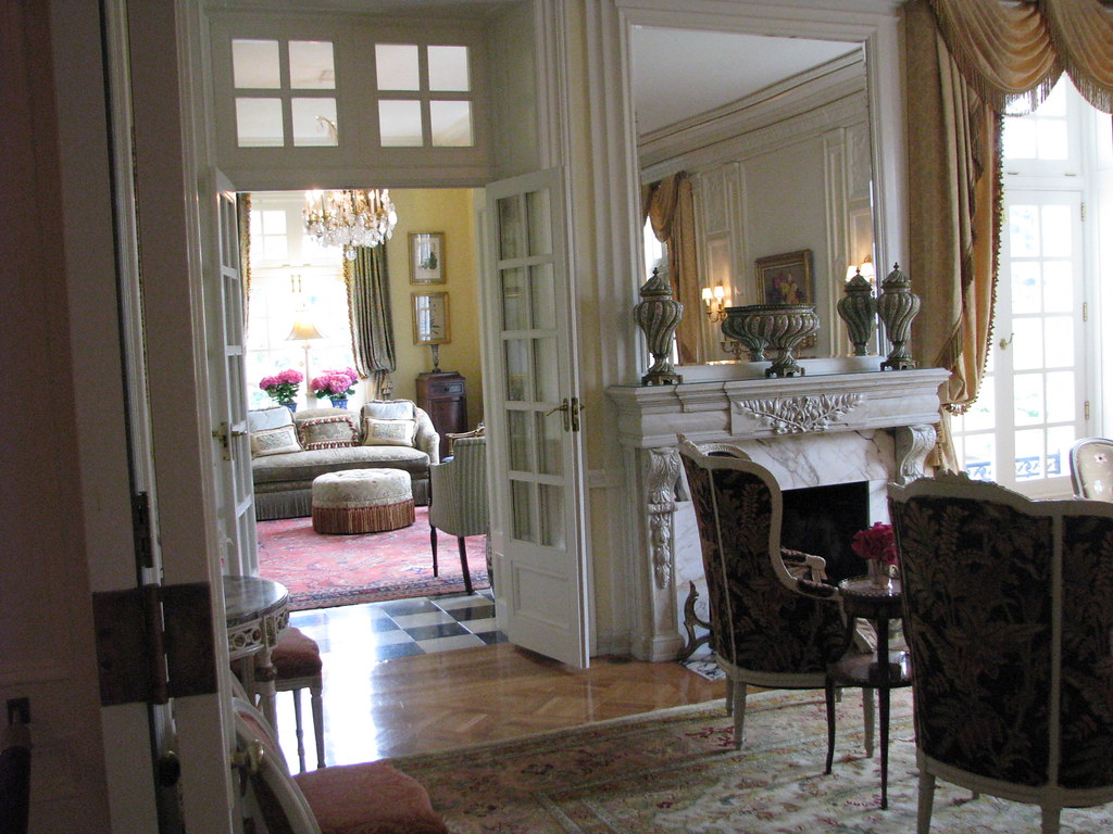 Kentucky Governors Mansion Interior The First Family