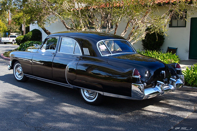 1949 Cadillac Fleetwood 60s  black  rvl  Lakewood CA