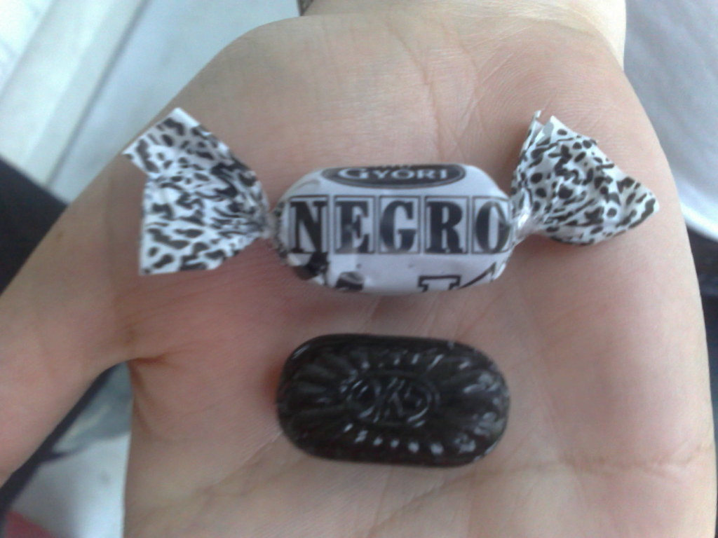 Negro Candy  This is not a joke no photoshop or anything