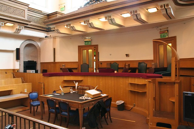 Another court room at Parliament House Edinburgh Doors Op  Flickr