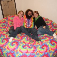 Love Sac Chair Cheetah Print Huge Bean Bag Lovesac Comfy Sack Fombag | Flickr