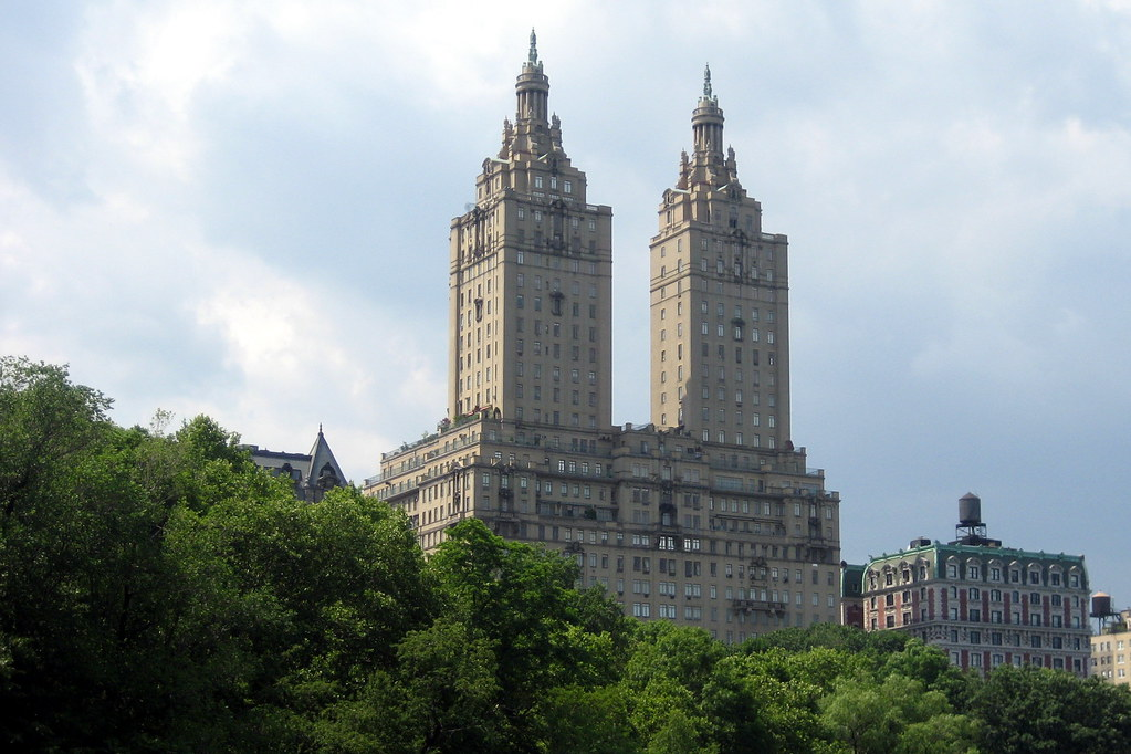 NYC UWS San Remo Apartments The San Remo A Luxury Co