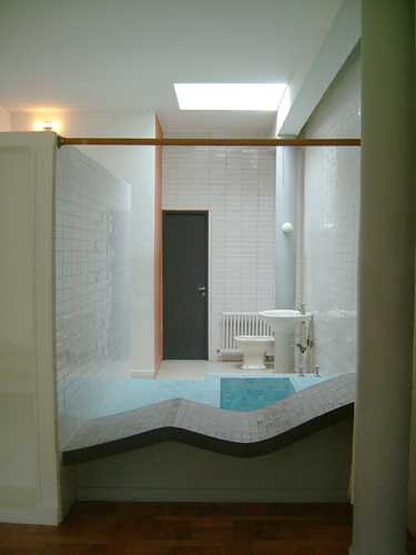 Villa Savoye Bathroom  Villa Savoye 1929 Architect  Le
