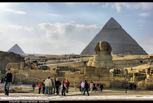 The Pyramids Of Giza The Pyramids Of Giza Are The Most