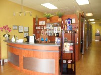 Tanning Salon Front Desk