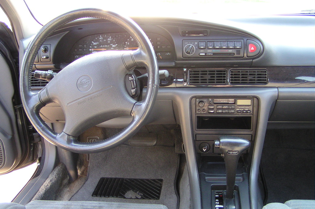 1993 Nissan Altima For Sale Drivers Side Interior Flickr