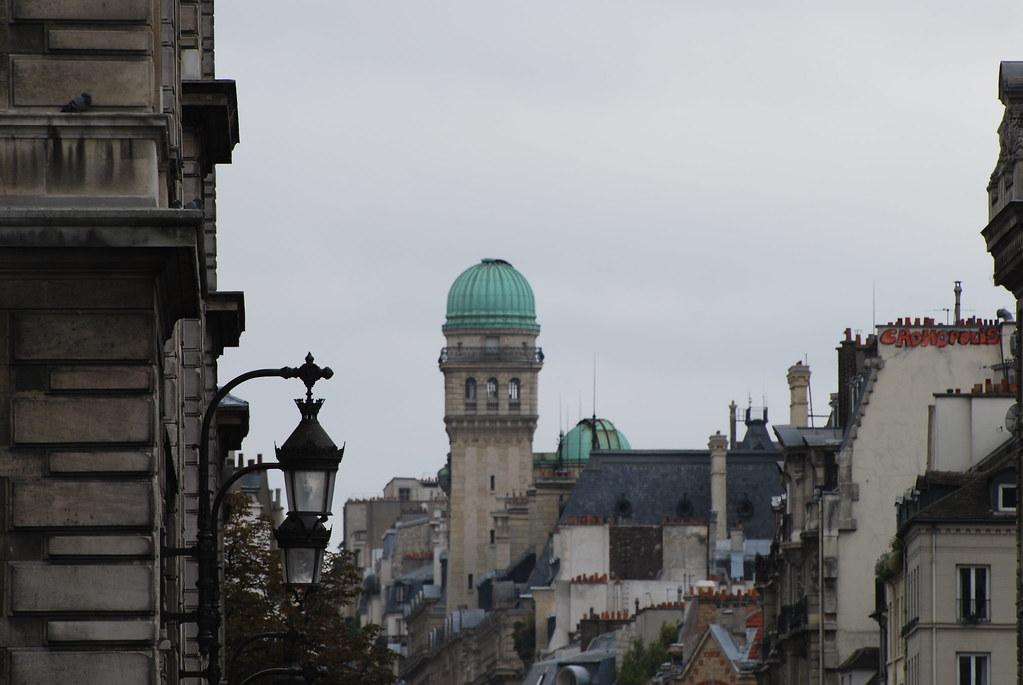 Le Dme Vert La Sorbonne Paris Septembre 2007 Flickr