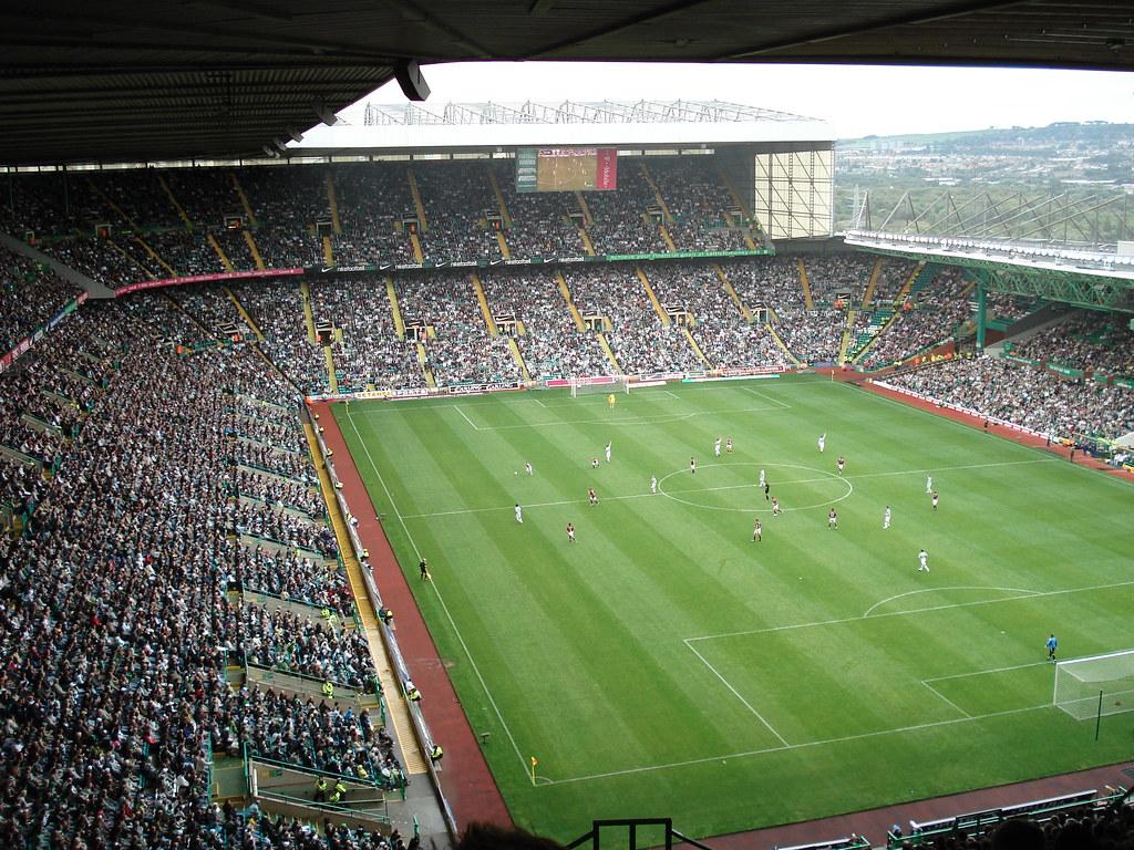Celtic Park. Glasgow - Aug 25 | Celtic vs Hearts at Parkhead… | Flickr
