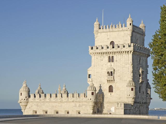 La tour de Belm Lisbonne  La tour de Belm a t btie a  Flickr