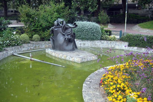 Paris  Muse de Sculpture de Plein Air de La Ville de Par  Flickr  Photo Sharing