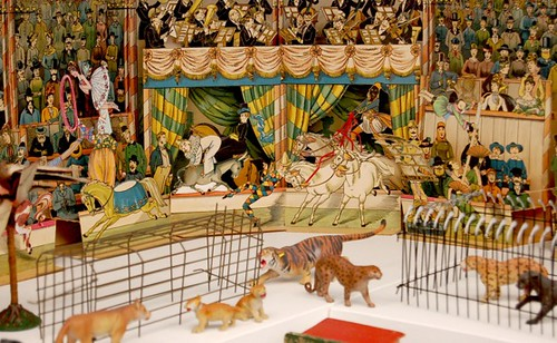 Toy Circus Scene  From the Toy Museum in Prague Czech Repu  Curious Expeditions  Flickr