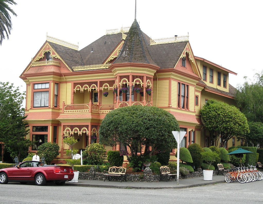 Victorian House Ferndale California One Of Many