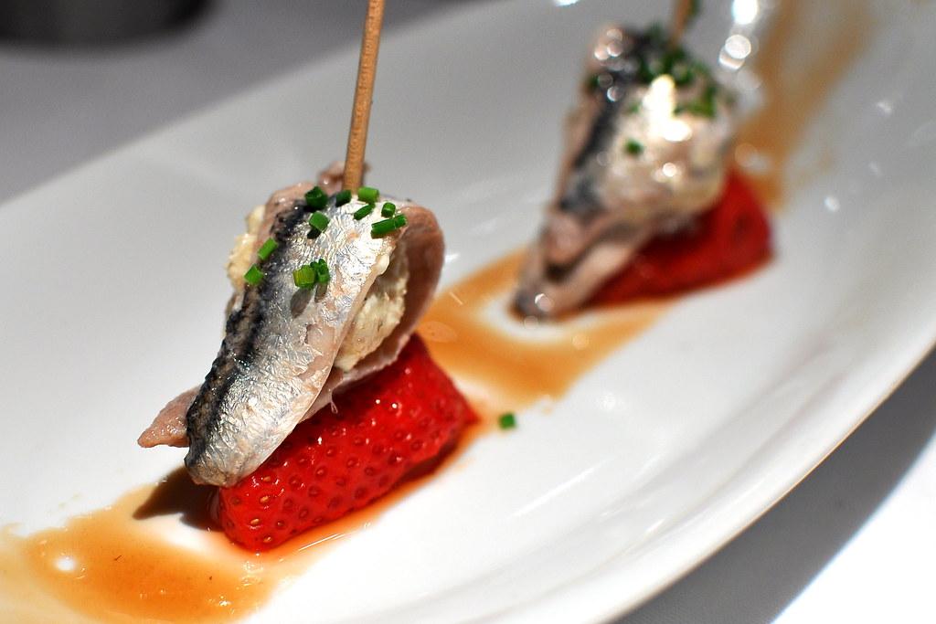 Restaurante Arzak  San Sebastian  gastronomyblogcom