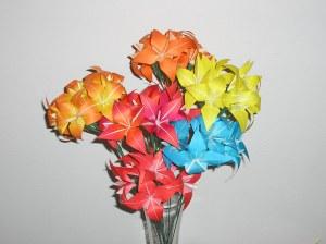 Origami Flower Bouquet | TITLE: Summer Flowers CREATOR