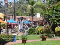 Colourful Patio Restaurant - San Diego Old Town - Californ ...