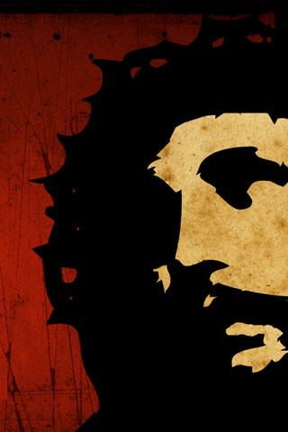 Crown Hd Wallpaper Stencil Jesus Visit Www Iphonesavior Com And Click On