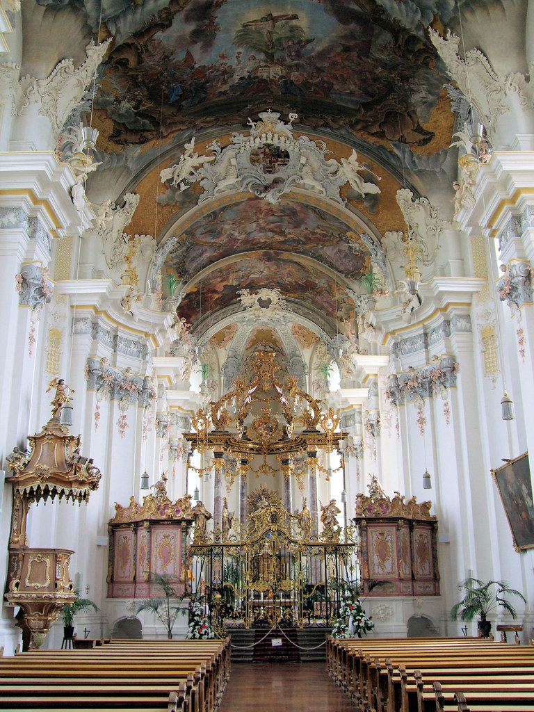 Saint Paulin Church Trier  Germany  Saint Paulin