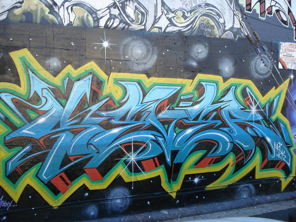 1 Graffiti Names