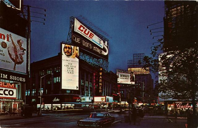 Warner Broadway New York City 1965  Since 1914