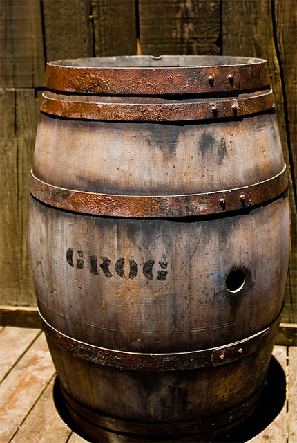 IDP  Disney Pirate Grog  Anaheim  Disneyland  Pirates