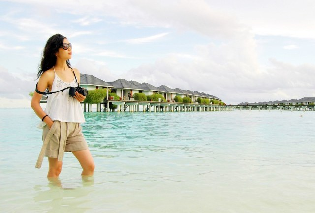 Photographing Maldives