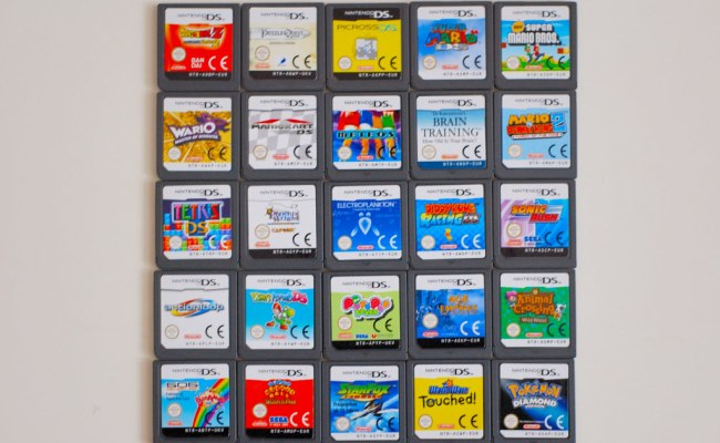 Nintendo Ds Game Collection September 2007 This