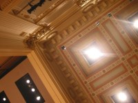 Staring at the Ceiling pt 1 | conservatory concert hall ...