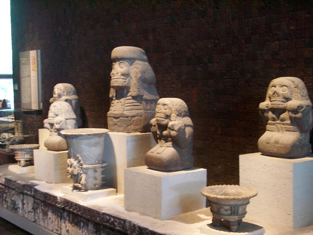 Sala Mexica  La sala mexica la de mayor extensin dentro