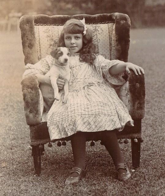 Young Edwardian Girl  Vintage Lulu  Flickr